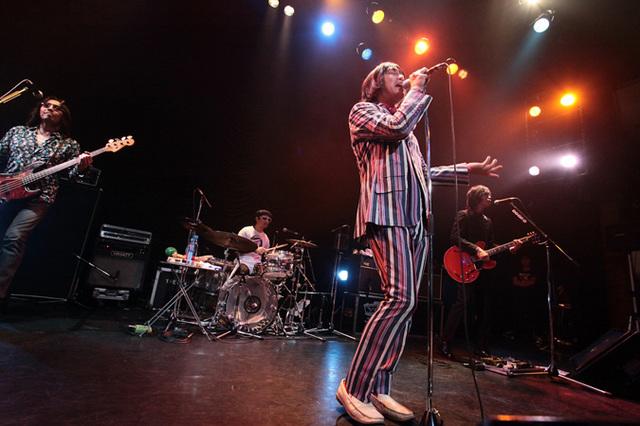日本モッズ界のレジェンド、ザ・コレクターズが通算20枚目のオリジナルアルバムを発表! #水戸 THE COLLECTORS